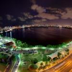 World___Brazil_City_of_San_Luis_at_night__Brazil_060444_