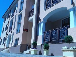 Аквариус отель