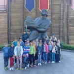 Киев для школьников - у Золотых ворот