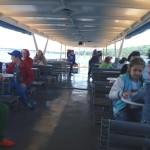 Киев для школьников - прогулка на катере