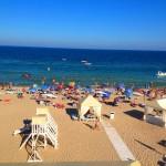 пляж Грибовка