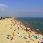 пляжи Грибовка
