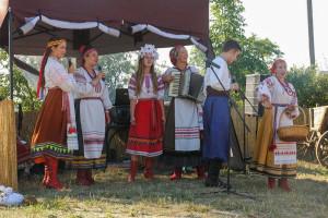 этно фестиваль Козацька родина
