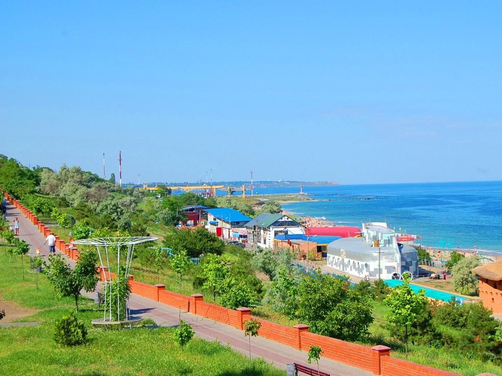 фото города ильичевск фотошопе сделал фото