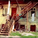 двор где жил Мишка Япончик