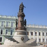 памятник Екатерине ІІ