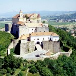 замок Паланок Мукачево