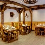 отель Форест хаус ресторан1